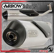 Arrow Reflex 2 - Aprilia Sport City 300 Cube Scarico Completo 53502STP + 53002Mi