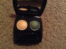 New Avon Cosmetics True Color Eye Shadow shade Gleaming Emerald full size