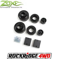 "Zone Offroad 2"" Coil Spacer Kit 07-18 Jeep Wrangler JK or JKU Rubicon/NON-Rubi"
