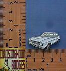 Ford XR GT Falcon White Sedan Quality Metal Lapel Pin / Badge
