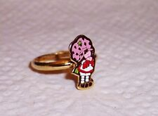 Vintage 1980 Strawberry Shortcake Adjustable Ring New Old Stock