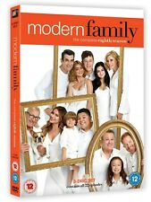 Modern Family: The Complete Eighth Season [DVD]