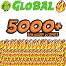 🌟 5000+ Stones FOR Dokkan Battle Battle Android APP - Global 🌟
