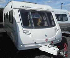 STERLING EUROPA 495 LUXURY FIXED BED 4 BERTH YEAR 2008
