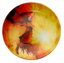 Vrashkar The Fire Wizard Wizards Of The Four Elements John Millington Plate