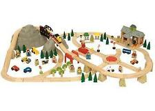 Bigjigs Toys Wooden Model Trains