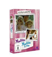 """ASTRID LINDGREN """"MADITA SPIELFILM BOX"""" 2 DVD NEU"""