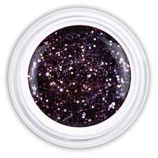 STUDIOMAX Farbgel zappy violet glitter