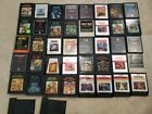 Lot of 42 Atari 2600 Games - All Cleaned, Tested and Working