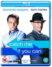 BLU-RAY   CATCH ME IF YOU CAN       BRAND NEW SEALED UK STOCK