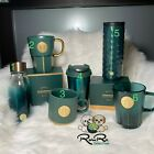 NEW Starbucks China 2021 Goddess Dark Green Collection US Seller