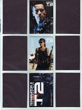 TERMINATOR 2 JUDGEMENT DAY SET BY UNSTOPPABLE CARDS 2017 .