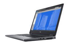 """New listing Dell Precision 7730 17.3"""" (512Gb Ssd, Intel Core i7 8th Gen., 4.10 Ghz, 16Gb)."""