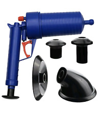 Drain Blaster Cleaner Pressure Air, High Toilet Baam Unclog Any Clogged cleaner