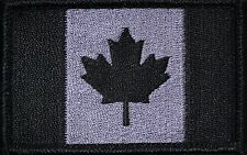 CANADA ARMY FLAG PATCH COMBAT MORALE MILITARY DARK MULTICAM MILSPEC ACU