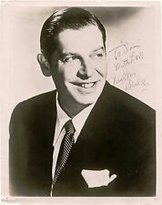 MILTON BERLE - ORIGINAL VINTAGE SIGNED/DEDICATED AUTOGRAPHED PHOTO