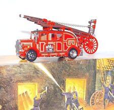 Matchbox 1:43 Models Of Yesteryear LEYLAND CUB FK-7 FIRE ENGINE 1936 #YFE08 MIB!
