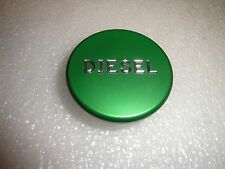 NEW GREEN DIESEL 2014+up DODGE RAM 1500 ECODIESEL FUEL FILLER GAS CAP, 3.0L V6