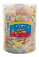 Flying Saucers Retro Party Wedding Favours Kids Sweets 20 50 125 500