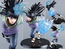 Anime Figure Toy Naruto Hyuga Hinata Fighting Ver. Figurine Statues 18cm wr