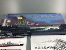 VeryFire 1/700 German Battleship H-Class VF700906 H-39 Hutten Model WITH Masking