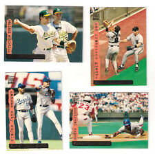 1994 STADIUM MONTREAL EXPOS  SUPER TEAM CARD NOT REDEEMED #8
