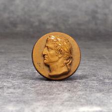Camée Portrait de l'Empereur Auguste / Cameo Portrait of the Emperor Augustus