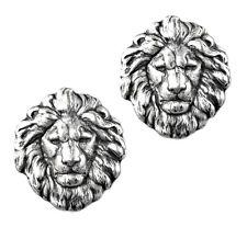 Lion Cufflinks - Gifts for Men - Anniversary Gift - Handmade - Gift Box