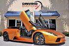 2005 Lamborghini Murcielago Roadster 2005 Lamborghini Murcielago Roadster Roadster 1893 Miles Oro Adonis Convertible