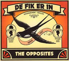 OPPOSITES – DE FIK ERIN (2005 DUTCH HIPHOP CD TOPNOTCH)