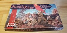 Gdw: Stand & Die, Boardgame of the Battle of Borodino 1941 - unpunched