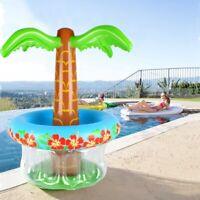 Inflatable Coconut Ice Bucket, Simulation Coconut Tree Self-Help Ice Bucket, PVC