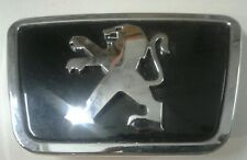 Peugeot 406 Coupe front badge / emblem