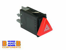 SKODA OCTAVIA MK1 1U2 1U5 HAZARD WARNING LIGHT SWITCH 1U0953235B A940