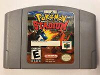 Nintendo 64 N64 Pokemon Stadium. Cartridge Game Only