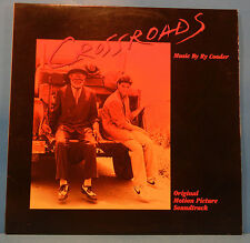 RY COODER CROSSROADS SOUNDTRACK LP 1986 ORIGINAL PRESS GREAT COND! VG+/VG++!!