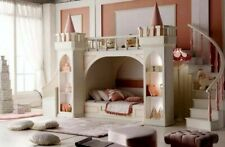 PrincessBunk Bed For Your Lovely Kids and Make Their Wish Come True!