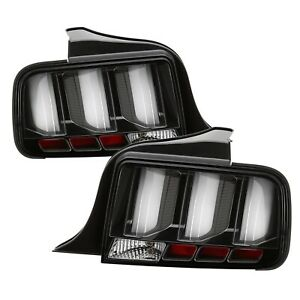Spyder Auto 5086693 LED Tail Lights Fits 05-09 Mustang