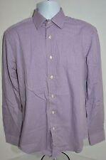 VALENTINO Roma Man's Dress Shirt NEW Size 38  Small  Neck 15  Retail $225