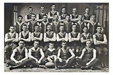 FITZROY Football Club 1905 Team 12 x 8 PRINT VFL Premiership year modern digital