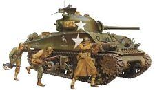 Tamiya America [TAM] 1:35 M4A3 Sherman 75mm Plastic Model Kit 35250 TAM35250