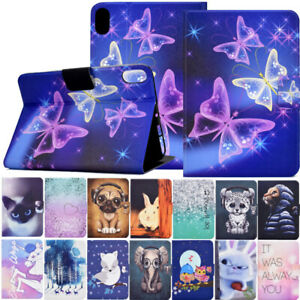For iPad 10.2 Pro 11 Mini 6 2021 2020 Case Card Slot Flip Leather Stand Cover