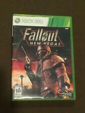 Microsoft XBox 360 Video Game Fallout New Vegas Rated M