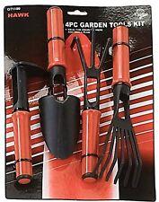 HAWK GT1100 - 4 Piece Garden Tool Set Flower Planting Tools