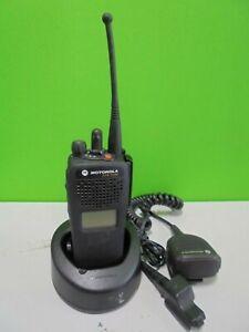 Motorola XTS1500 1.5 UHF 450-520 MHz Radio H66SDD9PW5BN