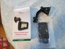 NEW Snap-On Hard Cover & Mount Combo - FITS BLACKBERRY STORM2 9550