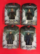 Star Trek Nemesis Lot Of 4 Picard Data Shinzon Viceroy