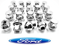 20 X ALLOY WHEEL NUTS FORD FOCUS MK1 MK2 MK3 ST RS M12 X 1.5 19MM BOLT LUG STUD