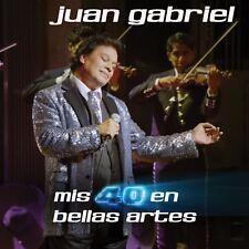 JUAN GABRIEL - Mis 40 EN BELLAS ARTES DCD #1966520