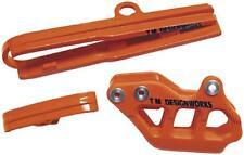 T.M. Designworks Chain Slide-N-Guide Mini Kit - Black KTM-065-BK 97-2143